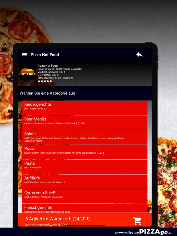 Hot Food Ribnitz-Damgarten screenshot 7