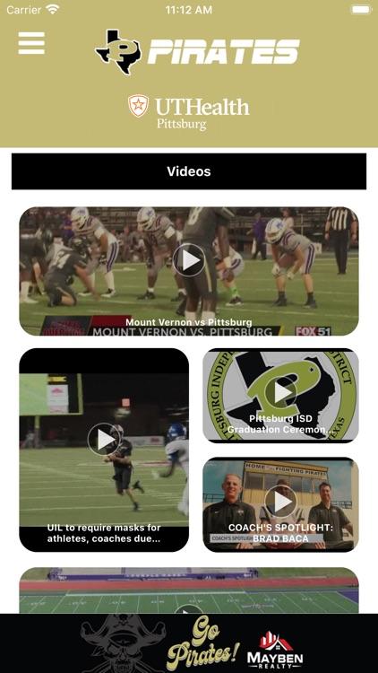 Pittsburg Athletics screenshot-7