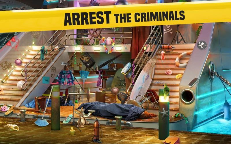 Homicide Squad: Hidden Objects screenshot 5
