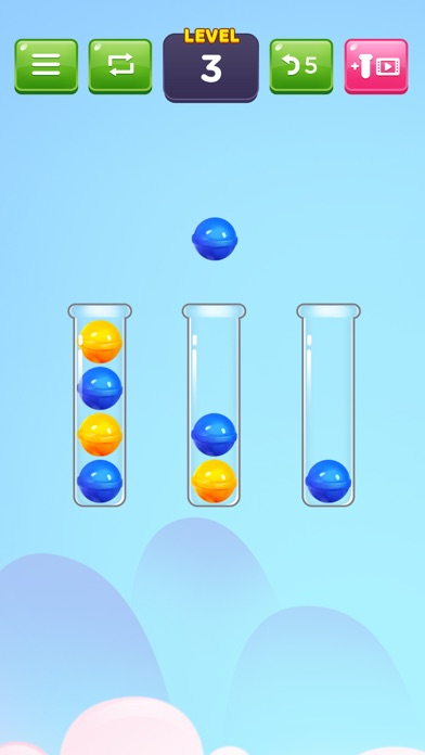 Color Ball Puzzle - Ball Sort screenshot 2