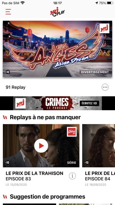 Télécharger NRJ Play, en direct & replay pour Pc