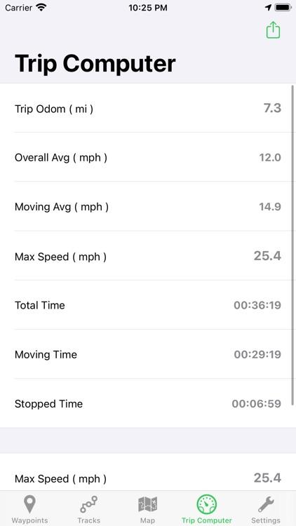 Trackr 2 screenshot-4