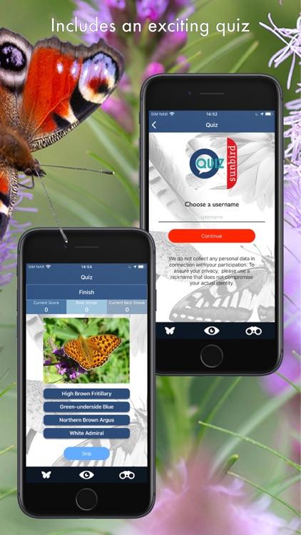 Butterfly Id - UK Field Guide screenshot-9