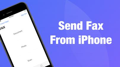 FAX App: Fax Documents Screenshots