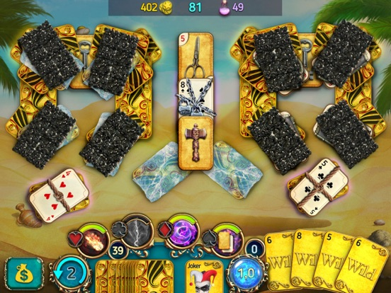 Solitaire: Fun Magic Card Game screenshot 14