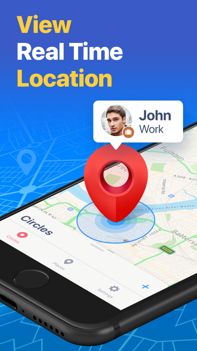 Find My Friends: Phone Tracker Screenshot