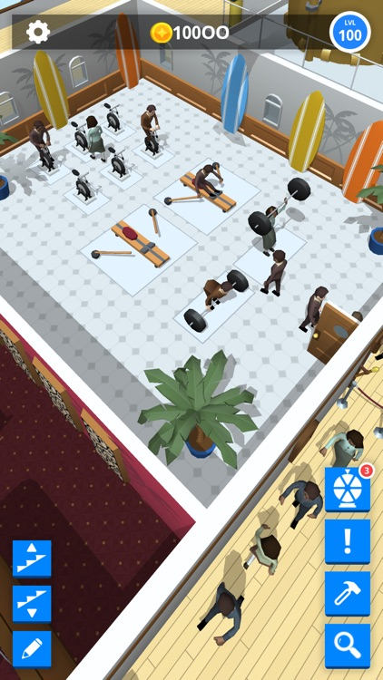 Idle Titanic Tycoon: Ship Game screenshot-6