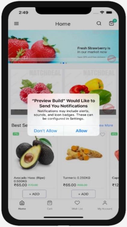 Natchdeal online shopping app