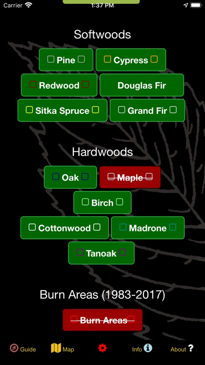 California WC Mushroom Forager screenshot-3