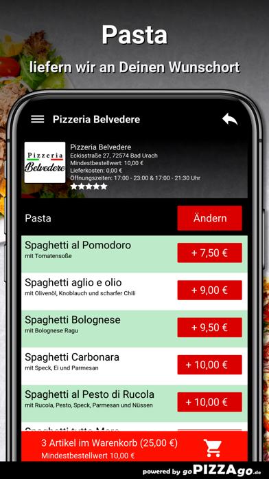 Pizzeria Belvedere Bad Urach screenshot 6