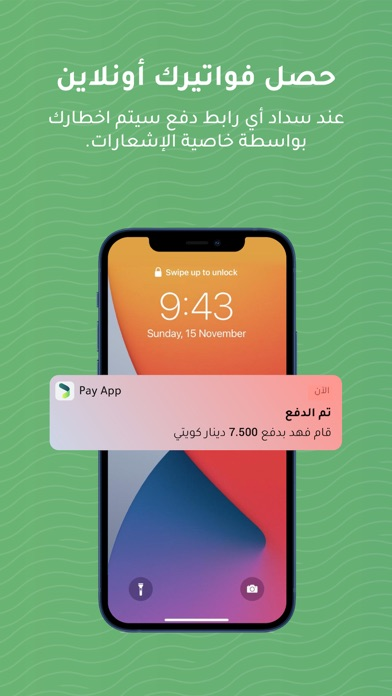 Pay App – Payment Gateway Appلقطة شاشة3