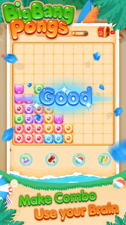 BigBang PopStar - Pongs Puzzle screenshot-2