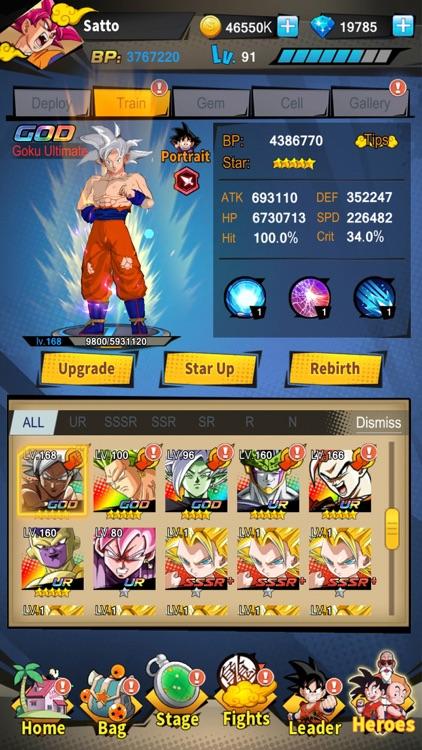 Super Z Warriors screenshot-5