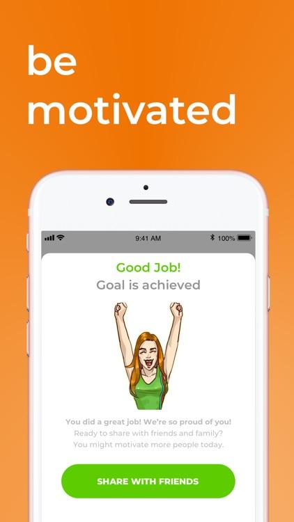 Wait Weight: scale, motivation screenshot-5