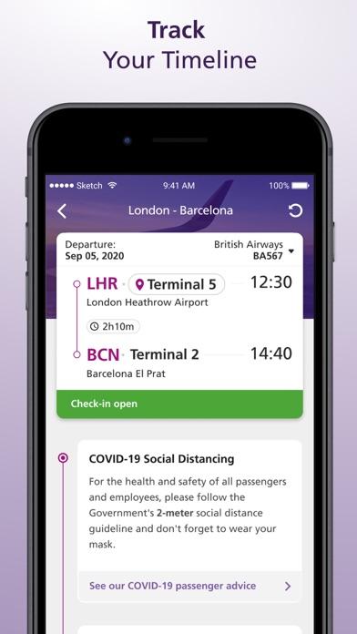 Heathrow Airport Guide screenshot