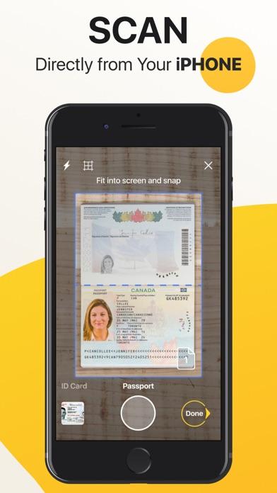 Scanner App for iPhoneのおすすめ画像1