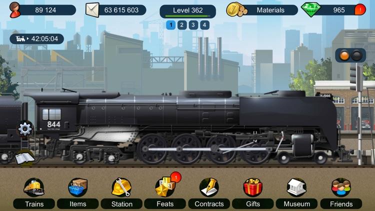 Train Station: Rail Transport screenshot-6