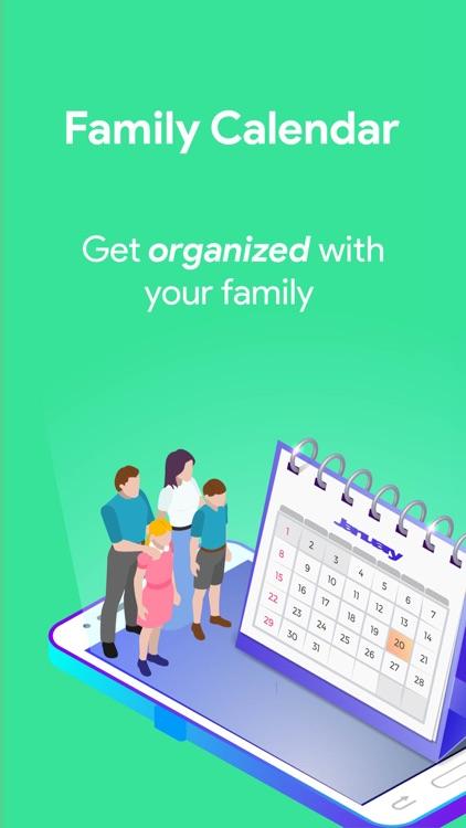 Shared Family Calendar