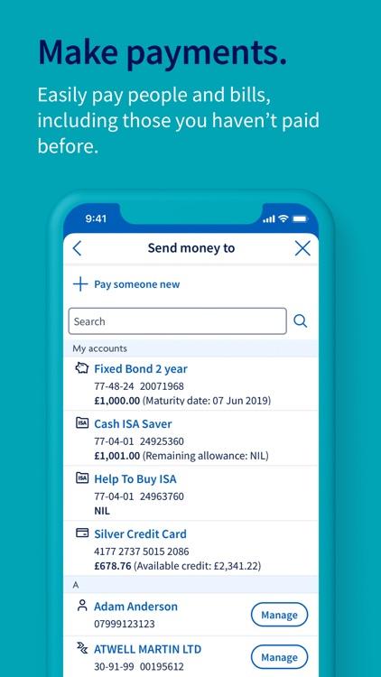Halifax Mobile Banking screenshot-3