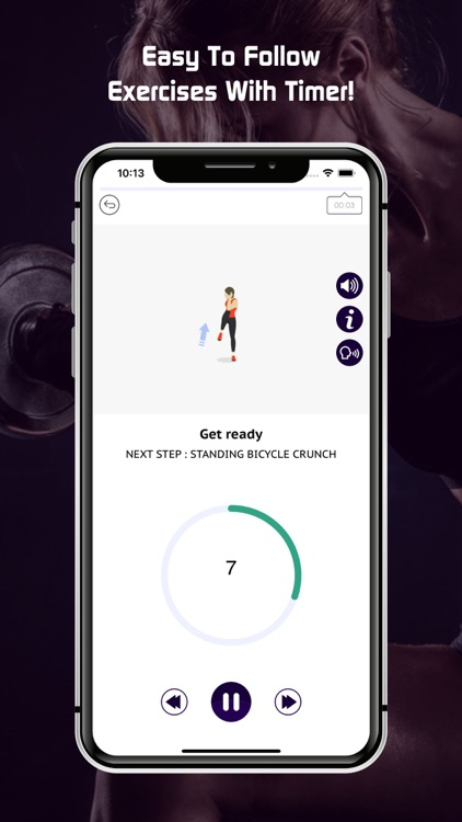 FIT+ Fitness PRO Workouts Gym screenshot-5