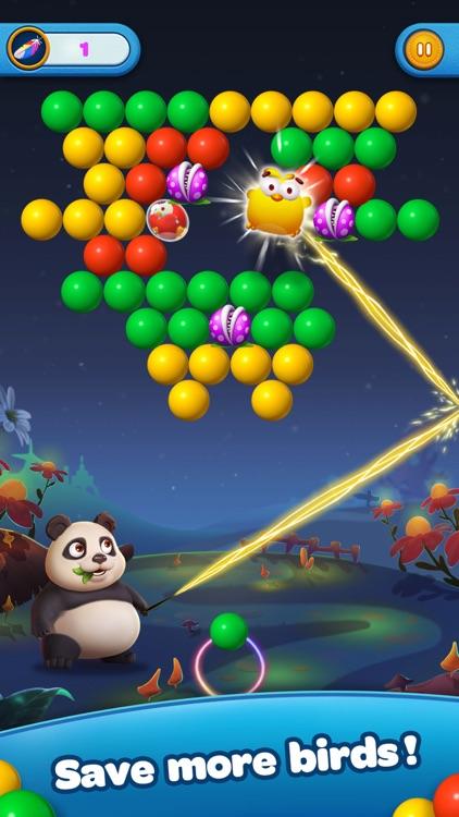 Bubble Shooter Birdpapa Pop screenshot-0