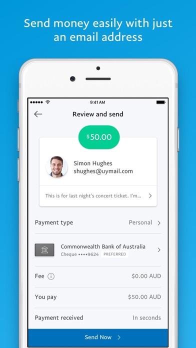PayPal screenshot two