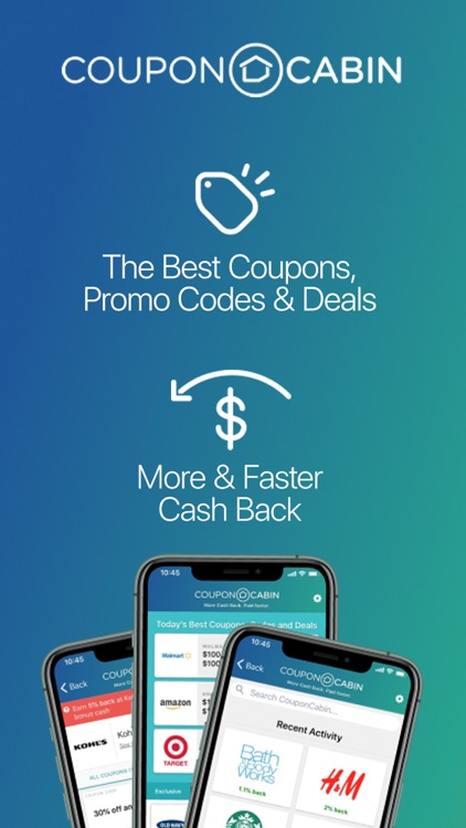 CouponCabin: Coupon App