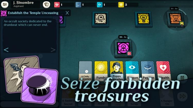 Cultist Simulator screenshot-5