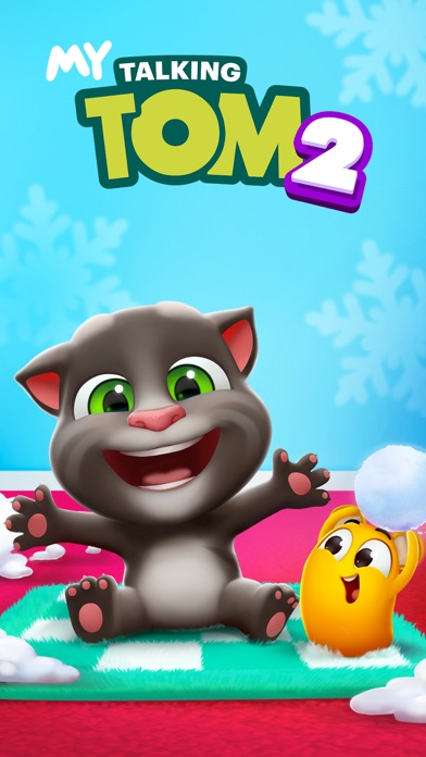 My Talking Tom 2 for windows pc
