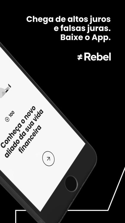 Rebel - Empréstimo Pessoal