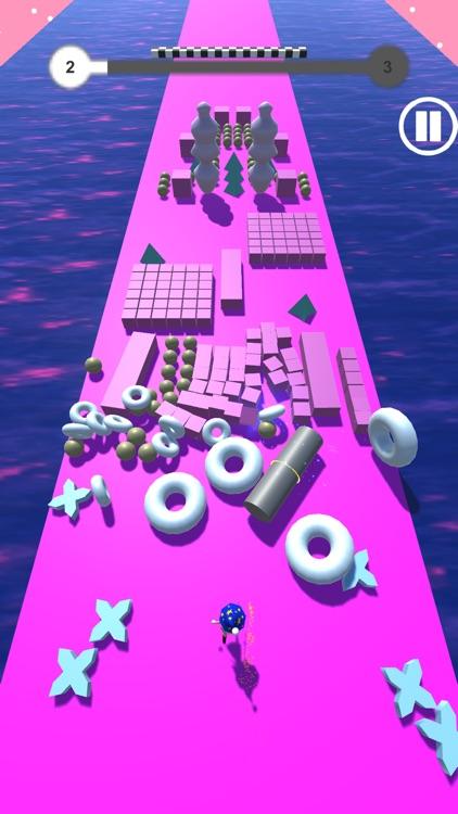 Paintball Color 3D screenshot-3