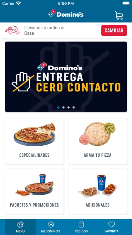 Dominos MX