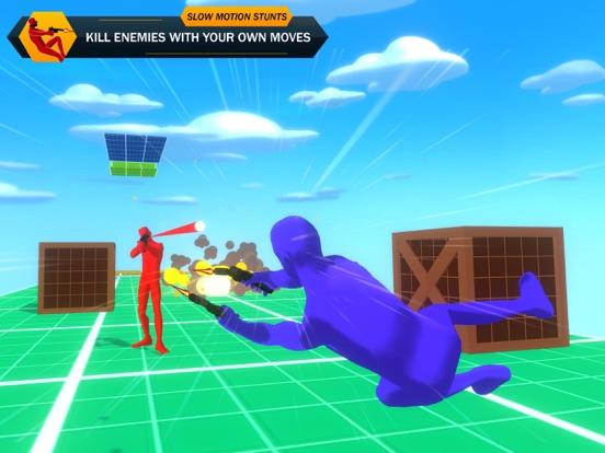 Gun Rush - FPS,Parkour,SlowMo screenshot 10