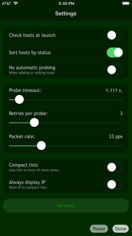 Net Status - Server Monitor screenshot-3