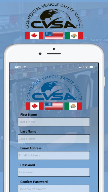 CVSA Out-of-Service Criteria screenshot-0