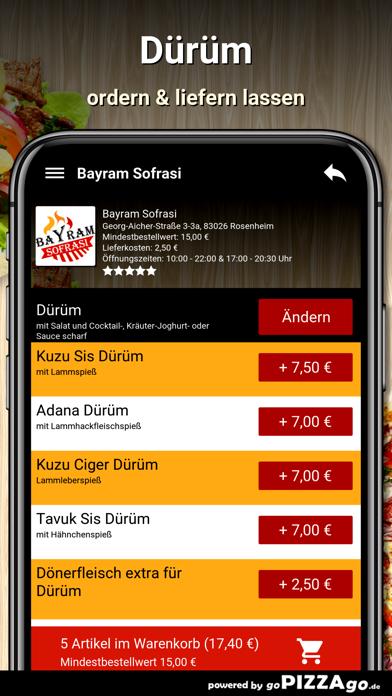 Bayram Sofrasi Rosenheim screenshot 6