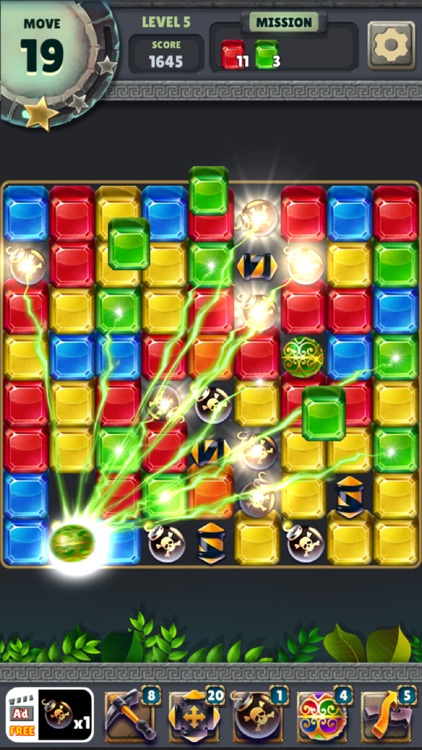 Jewel Blast : Temple screenshot-3