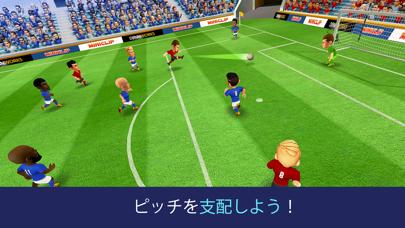 ミニフットボール - モバイルサッカーのおすすめ画像2