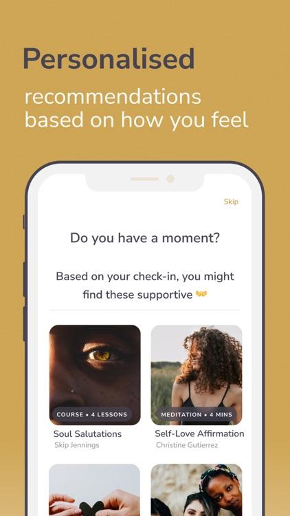 Ladder: Daily Self Care & Calm screenshot-5