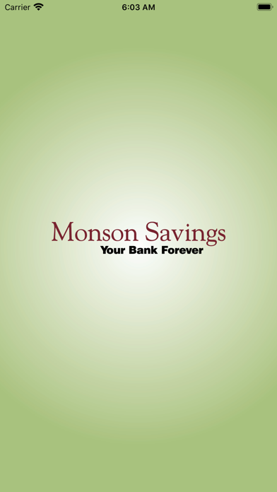 Monson Savings Mobile BankingScreenshot of 1