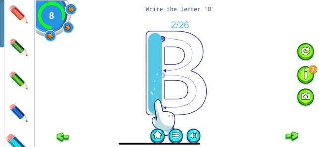 Alphabet Fun - ABC Tracing