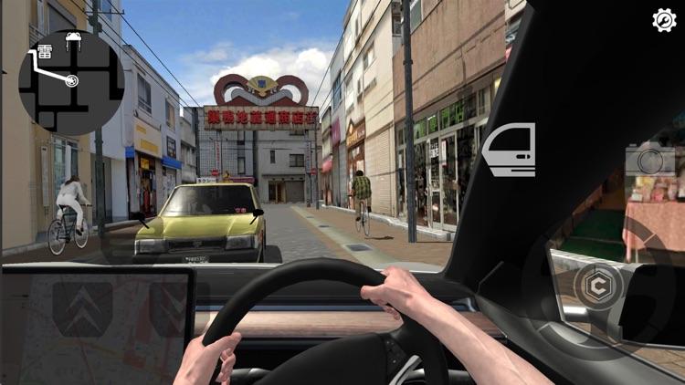 东京通勤族-旅游驾驶模拟 screenshot-8