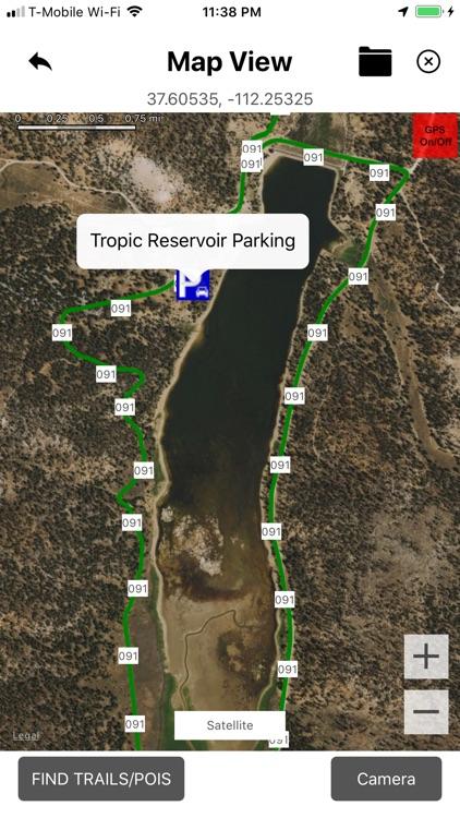 Panguitch ATV OHV Trails screenshot-5