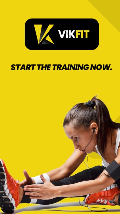 Vikfit — Fitness training