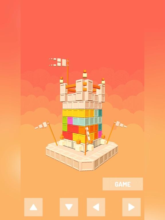 Castle Puzzle tower block screenshot 6