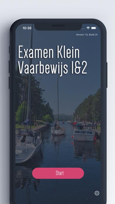 Examen Klein Vaarbewijs 1 & 2 screenshot 1