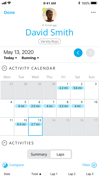 Garmin Clipboard™ screenshot 4