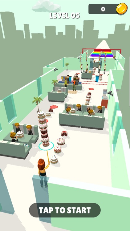 Plate Runner 3D screenshot-7