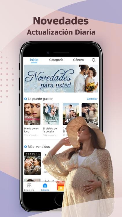 Novella: Web Novel Fiction App screenshot-3