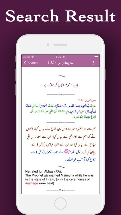 Hadith Collection English